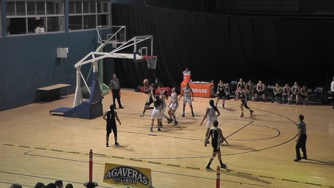 Playoffs LNBP Femenil por viva basquet