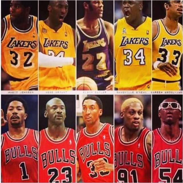 El reto del Shaq: ¿Lakers o Bulls?