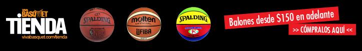balones en venta en la tienda online de viva basquet