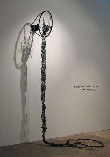 La Escultura y El Basquet por Viva Basquet