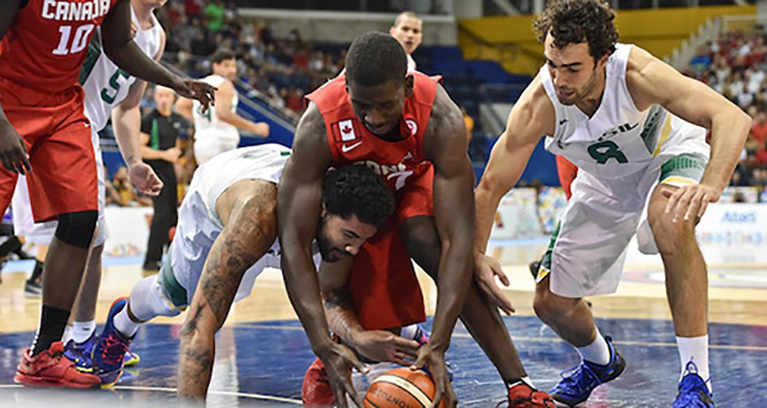Brasil se queda con el oro en Toronto 2015 por viva basquet