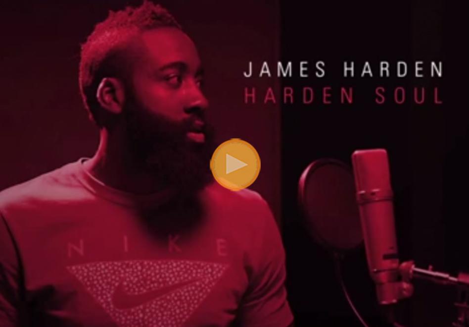 "El ""soul"" de James Harden."