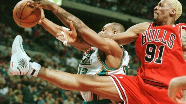 Los más sucios de la NBA por viva basquet