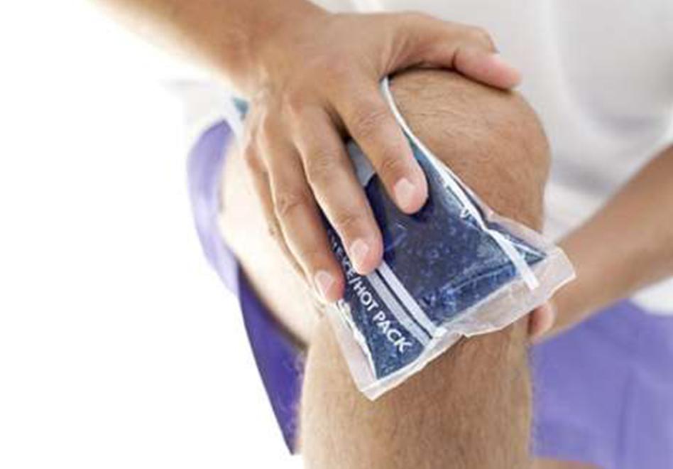 Tips para aliviar la tendinitis. por Viva Basquet