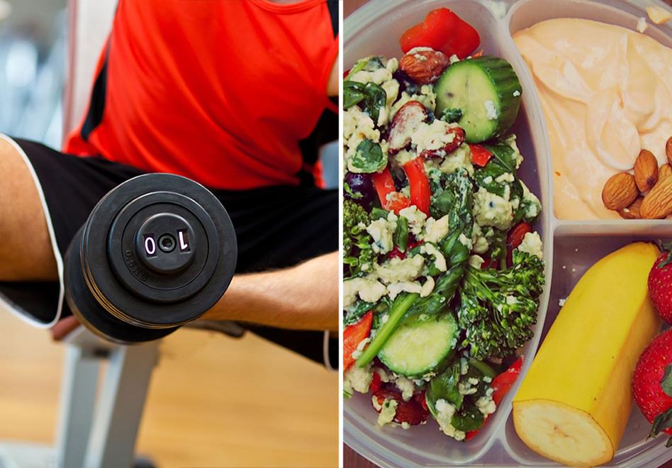 Rutina de pesas y dieta para el basquetbol por viva basquet
