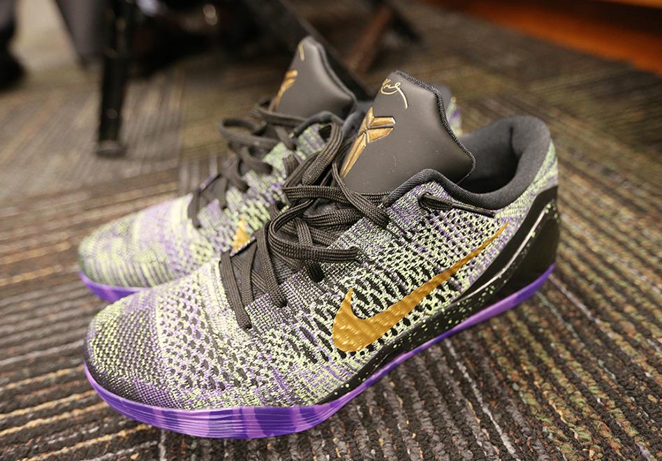 Las tallas de calzado de las estrellas de la NBA.