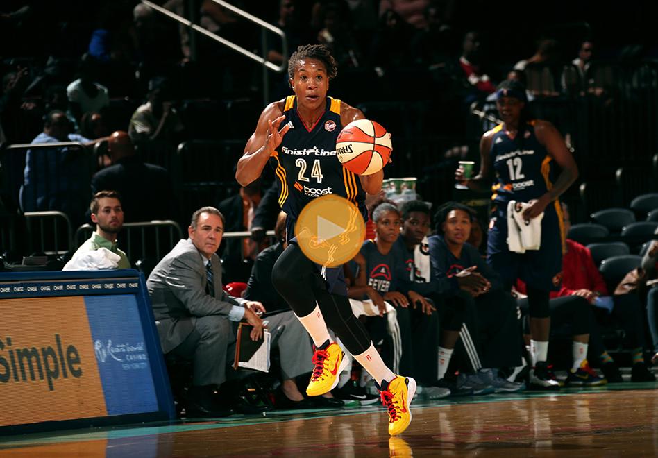 Tamika Catchings ya es historia en la WNBA