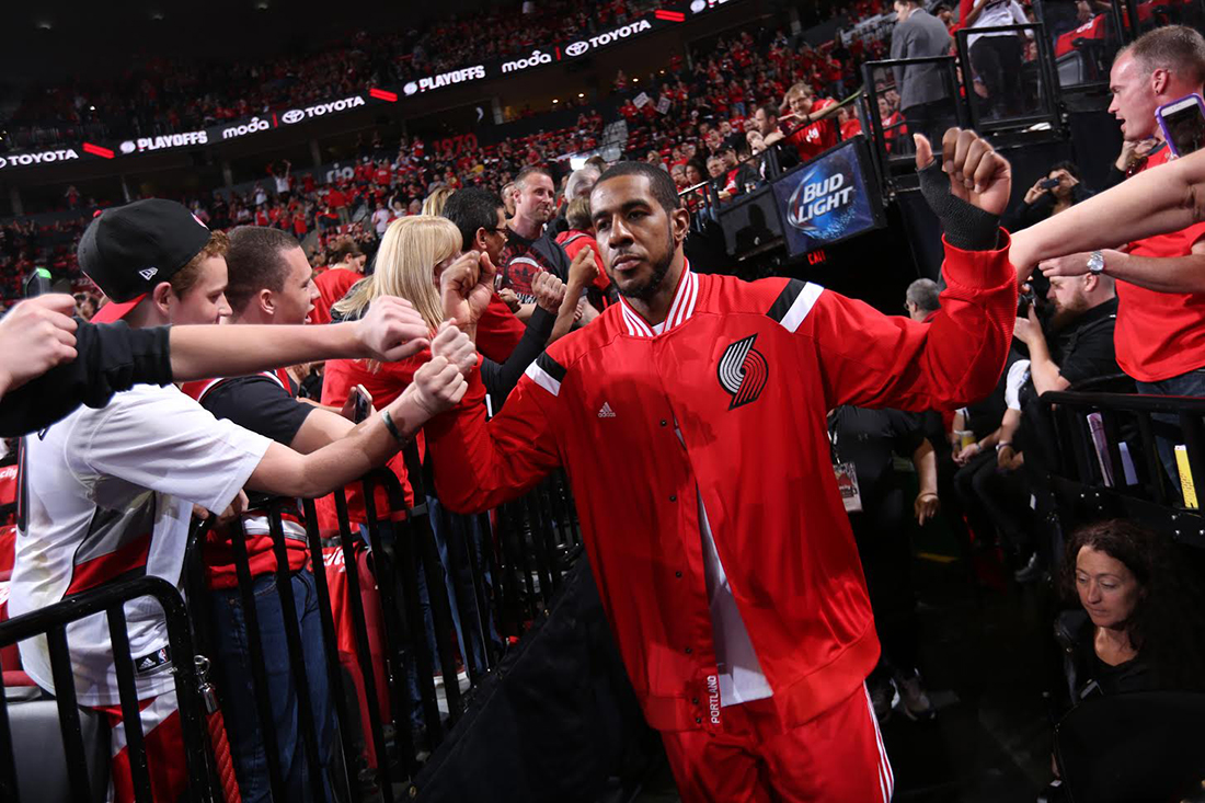 Copyright 2015 NBAE Photo by Sam Forencich/NBAE via Getty Images
