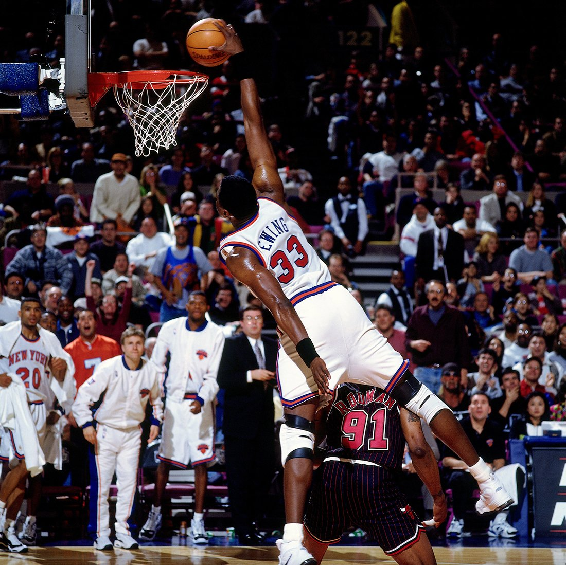 Copyright 1997 NBAE (Photo by Nathaniel S. Butler/NBAE via Getty Images)