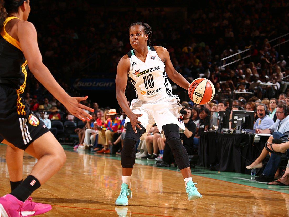 Las Jugadoras de la Semana en la WNBA, Maya Moore y Epiphanny Prince
