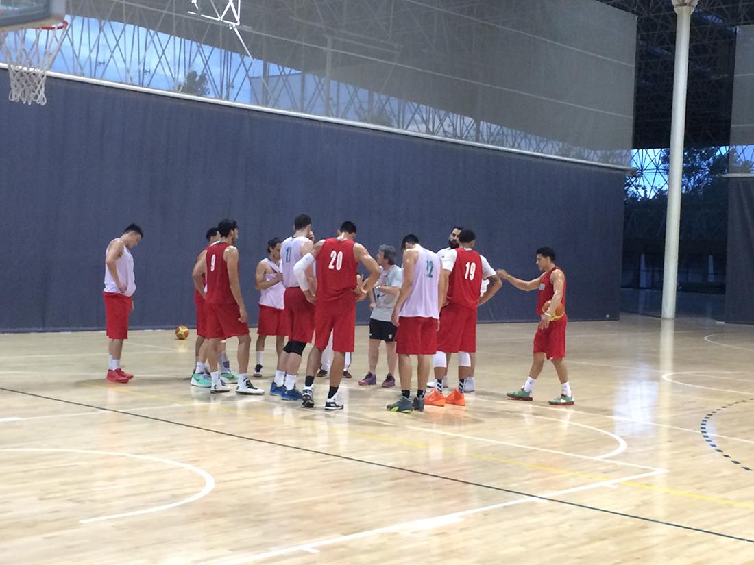 Continúa la preparación para el Preolímpico por Viva Basquet