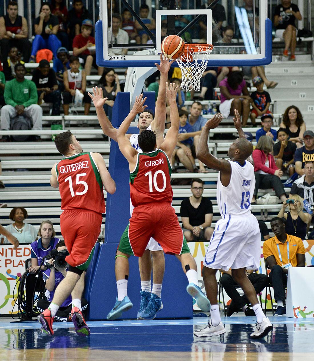 Photo- A.J.Lawrence / FIBA Americas Photo- A.J.Lawrence / FIBA Americas