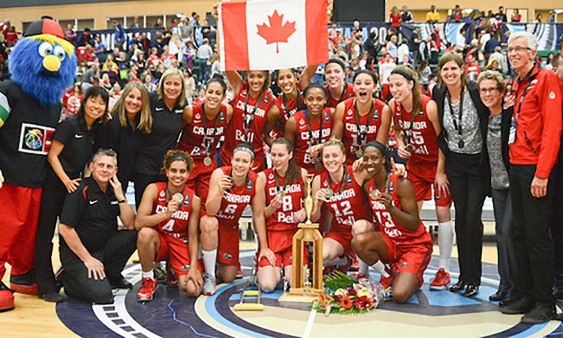 Canadá  gana su boleto directo a Rio 2016.