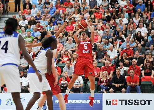 A.J. Lawrence/FIBA Americas