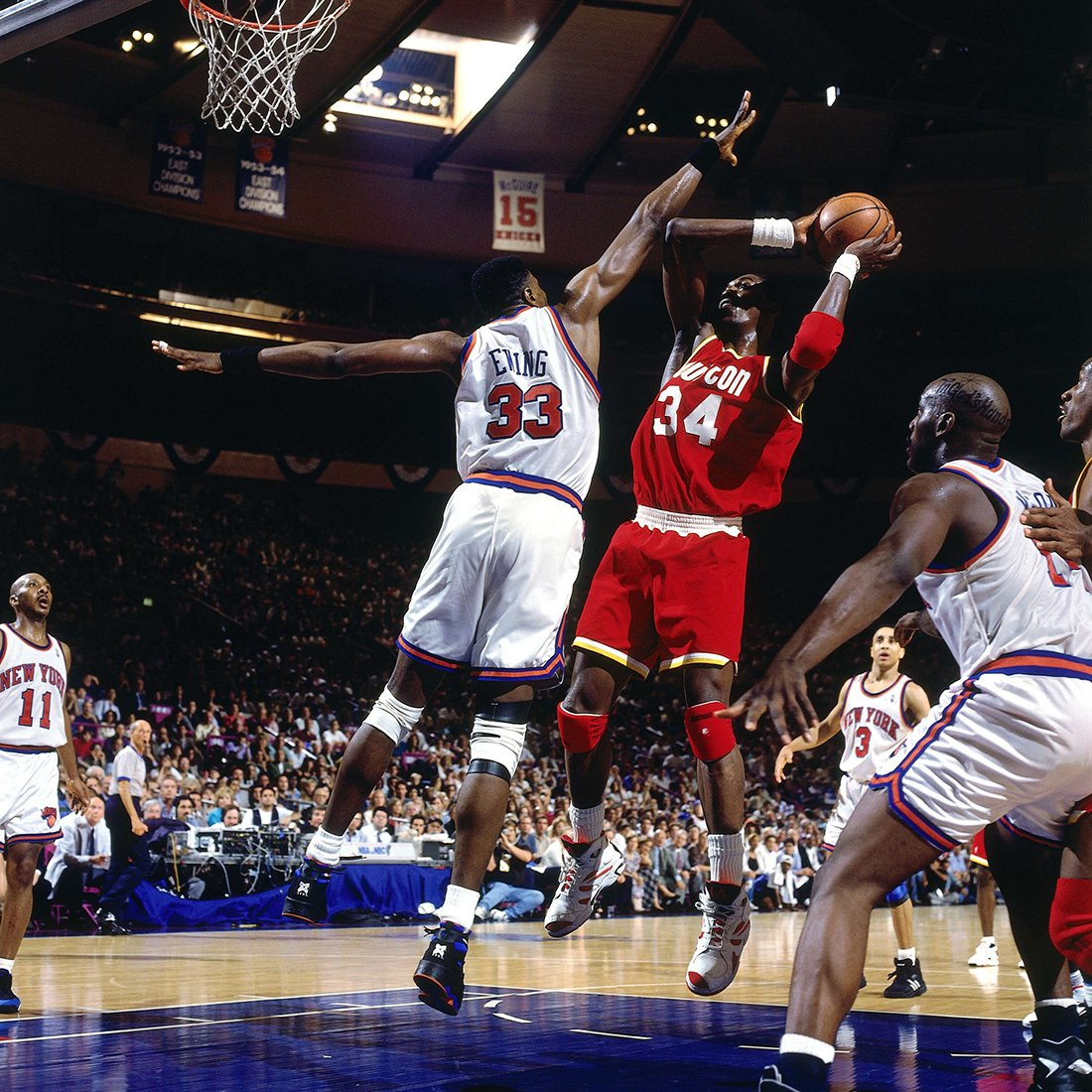 Copyright 1994 NBAE (Photo by Nathaniel S. Butler/NBAE via Getty Images)