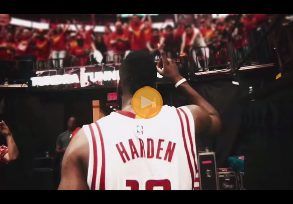 El turno de James Harden en NBA 2K