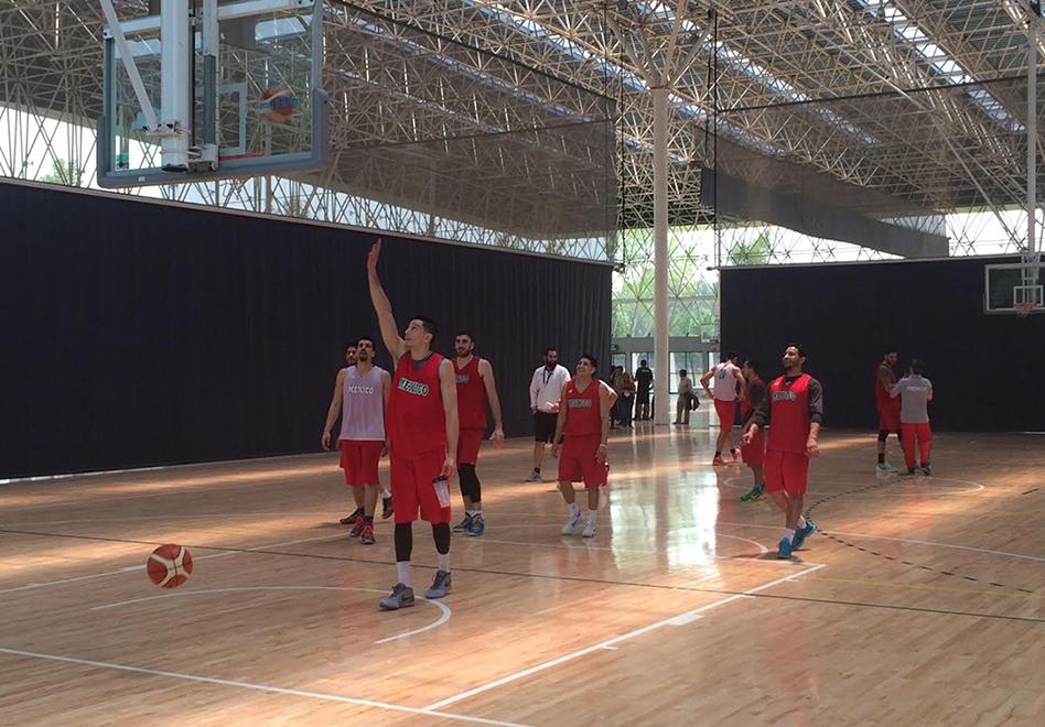Los 12 Guerreros se ponen a punto por viva basquetLos 12 Guerreros se ponen a punto por viva basquet