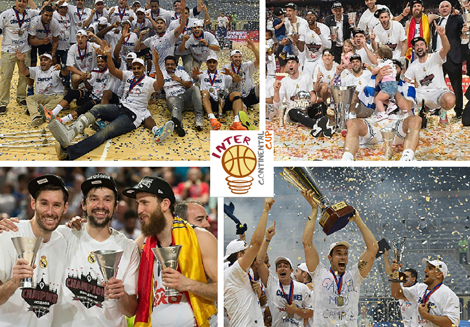 Real Madrid y Bauru por la Intercontinental por viva basquet