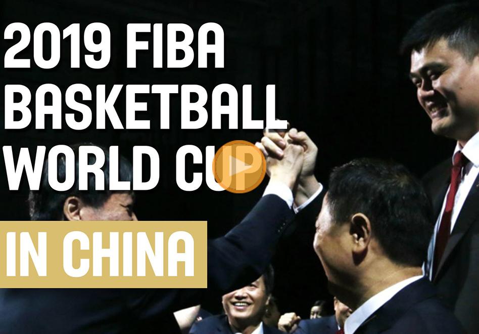 image-China sede del mundial FIBA 2019 por Viva Basquet