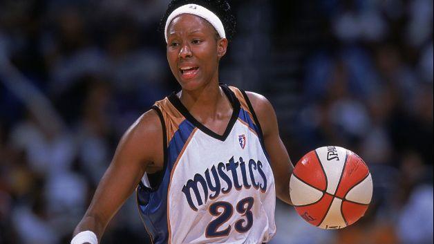 Chamique Holdsclaw de la WNBA en vivabasquet