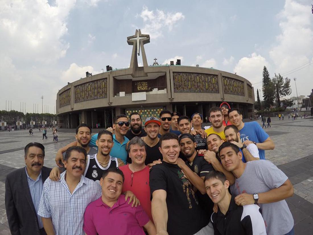 Comunicación Selección Mexicana de Basquetbol