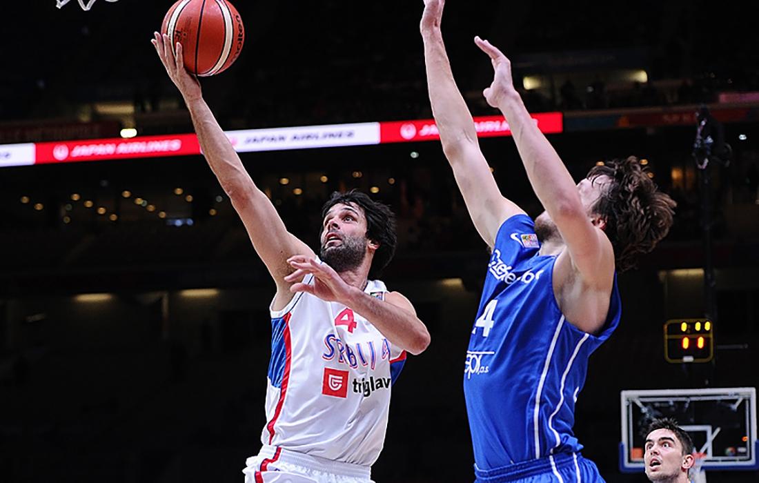 Definidas las semifinales en el Eurobasket 2015.