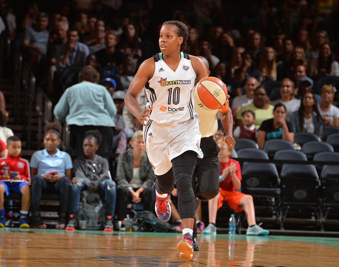 Bienvenidos WNBA Playoffs