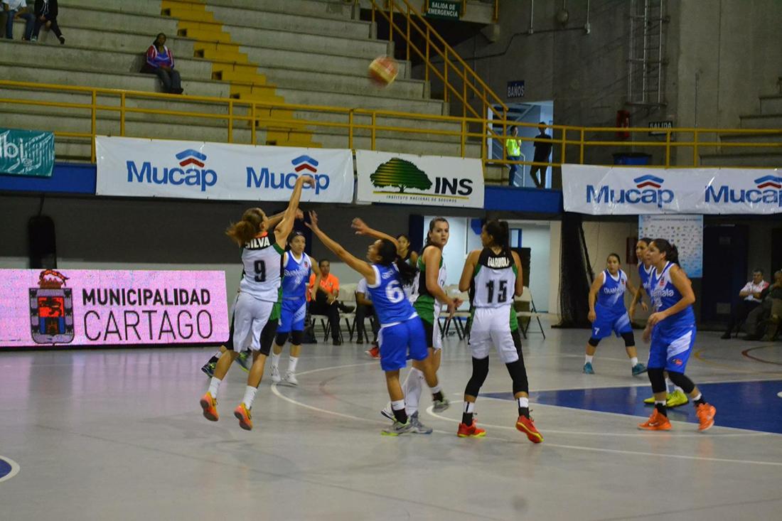 El segundo para México en COCABA Femenil
