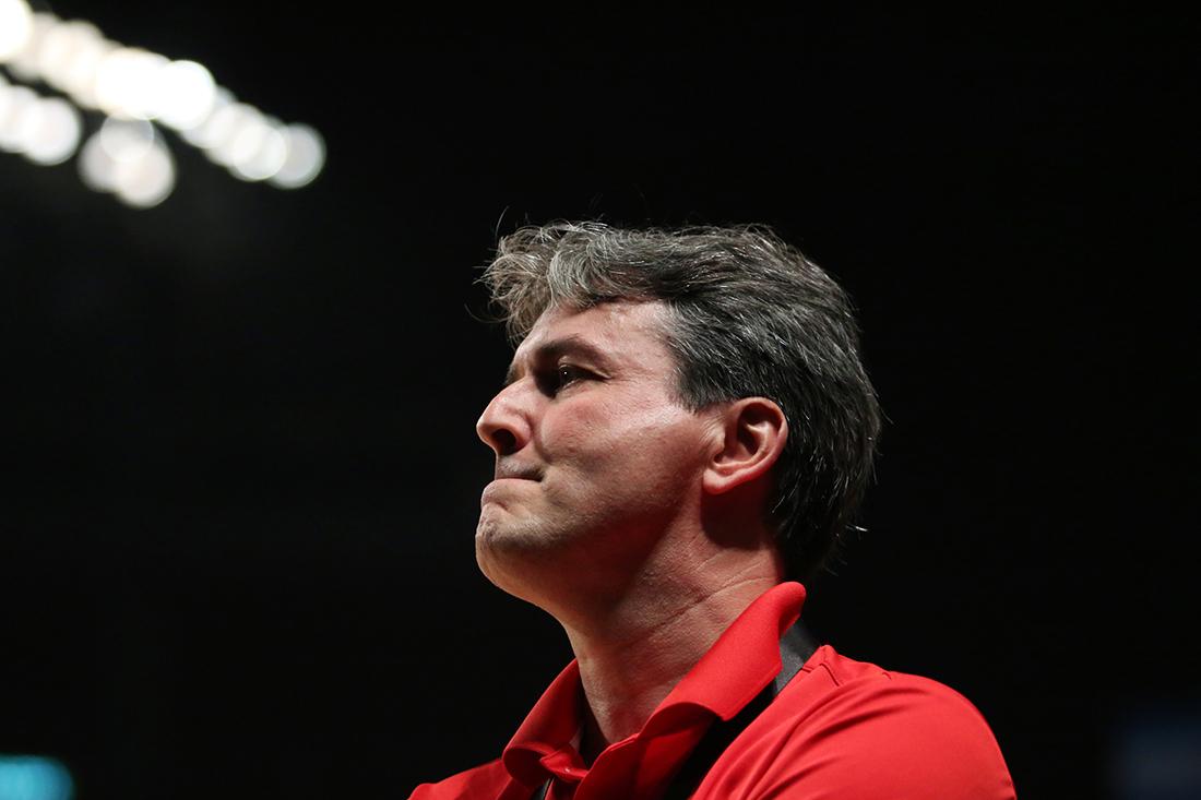 Caros salieron los reclamos que el coach Sergio Valdeolmillos realizó al finalizar el encuentro ante Brasil pues FIBA anunció este jueves que el entrenador de la Selección Mexicana de Basquetbol ha sido suspendió un partido y además multado con 8 mil dólares al violar el Código de Disciplina de la FIBA en dos de sus apartados
