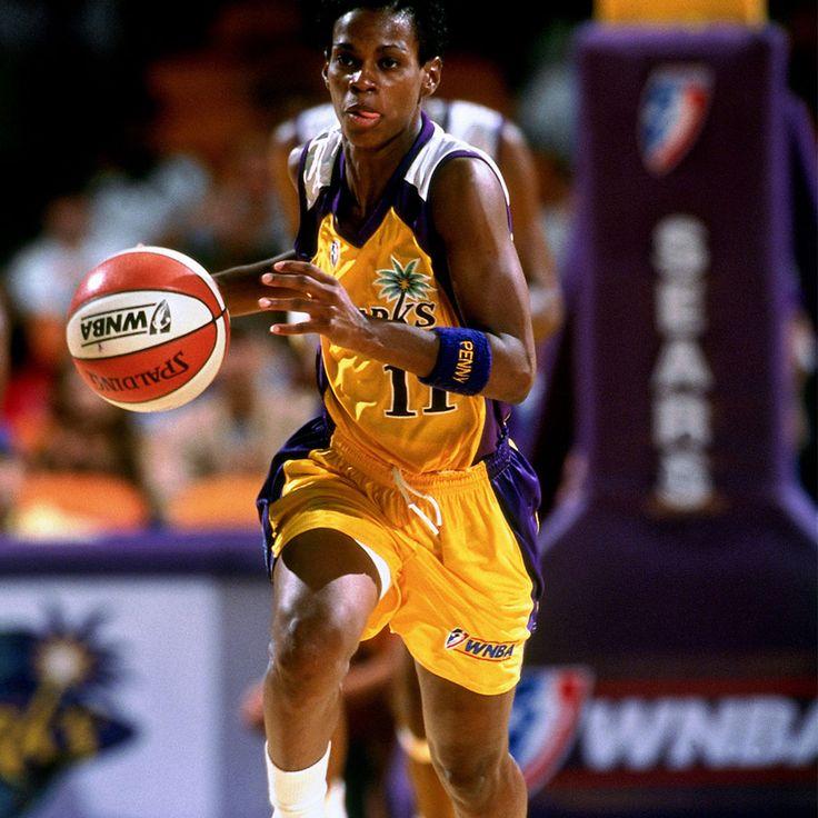 Penny Toler de la WNBA en vivabasquet