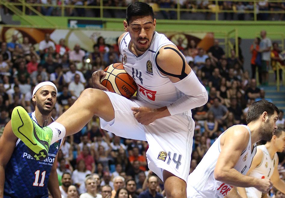 Un título más a la cuenta de Gustavo Ayón por viva basquet