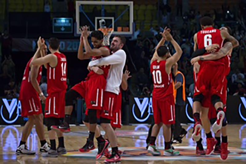 Angustioso triunfo para los 12 Guerreros contra venezuela en FIBA americas ciudad de mexico 2015