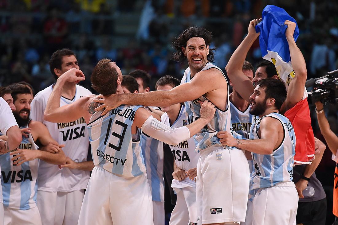 Argentina se queda con el pase directo a Rio 2016