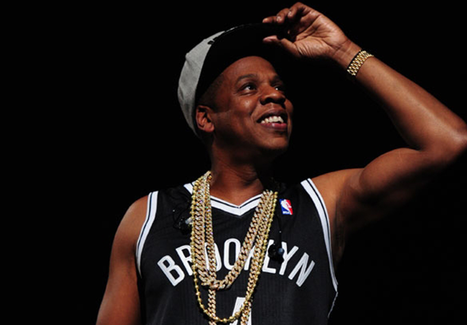 Jay Z. Celebridades dueños de equipos de la NBA