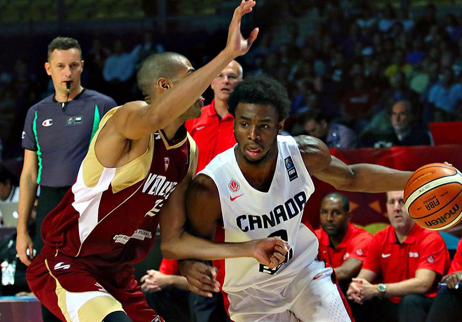 El juego del día en fiba americas es para Canadá vs Puerto Rico