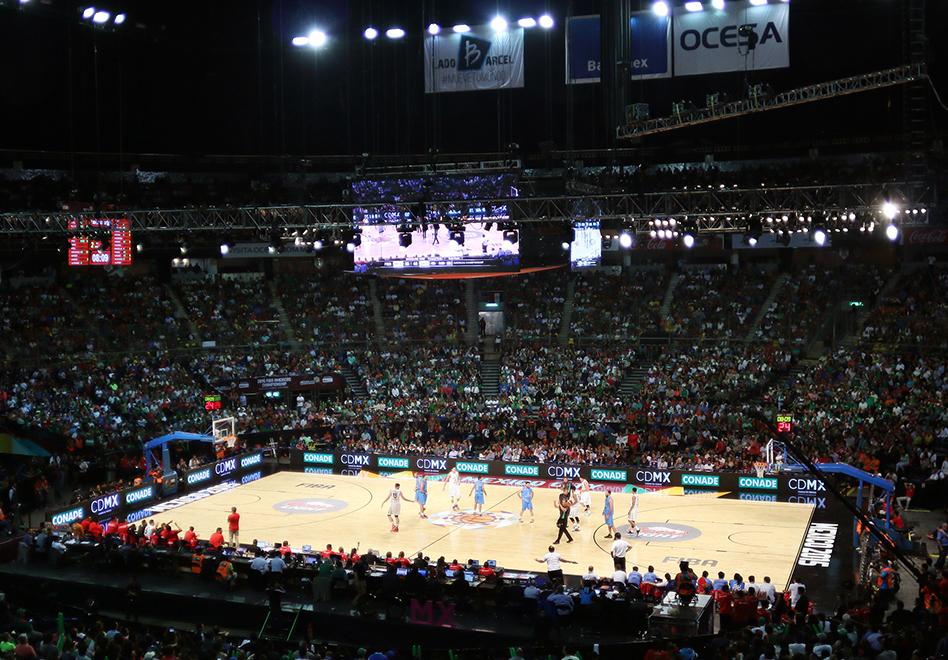 Definen segunda ronda en FIBA Américas