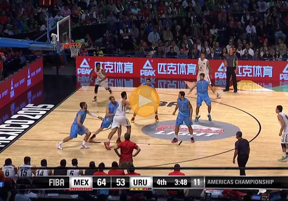 Las 5 mejores del viernes en FIBA Américas