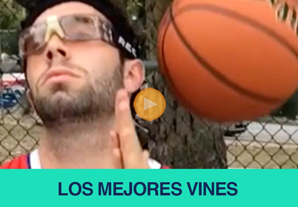 Tiros sorprendentes de basquetbol