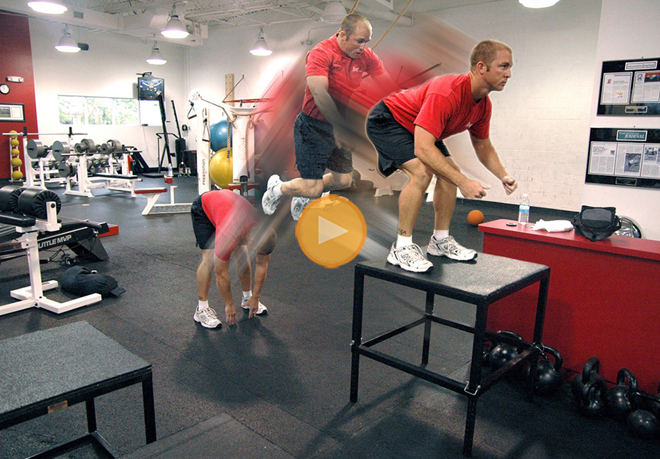 ejercicios crossfit para ganar masa muscular