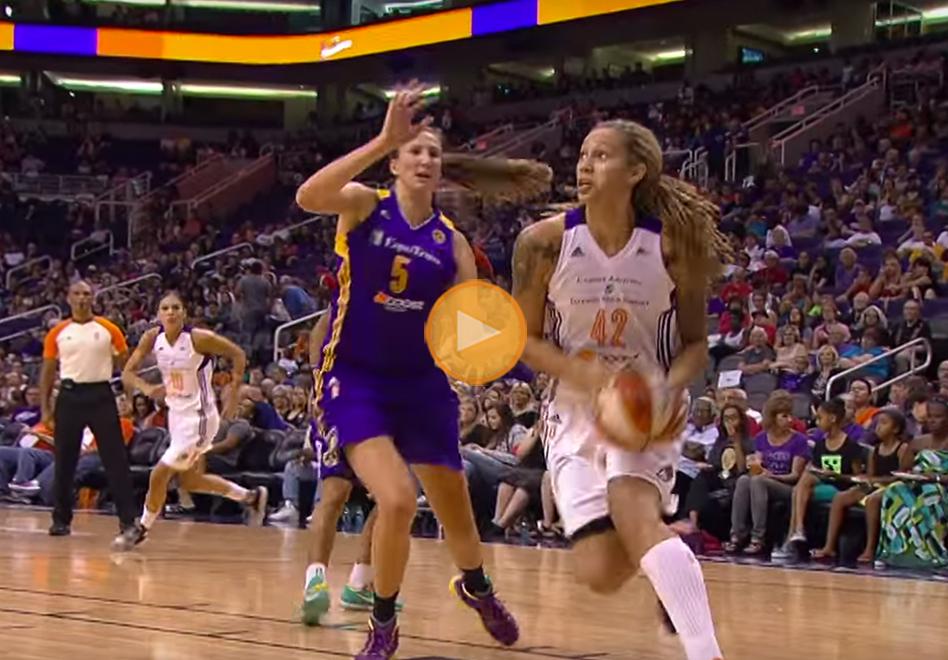 Las 10 mejores del año en la WNBA