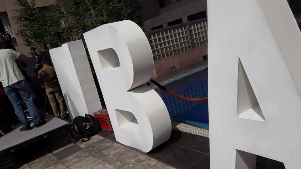 NBA Global Games México 2015 & Horace Grant