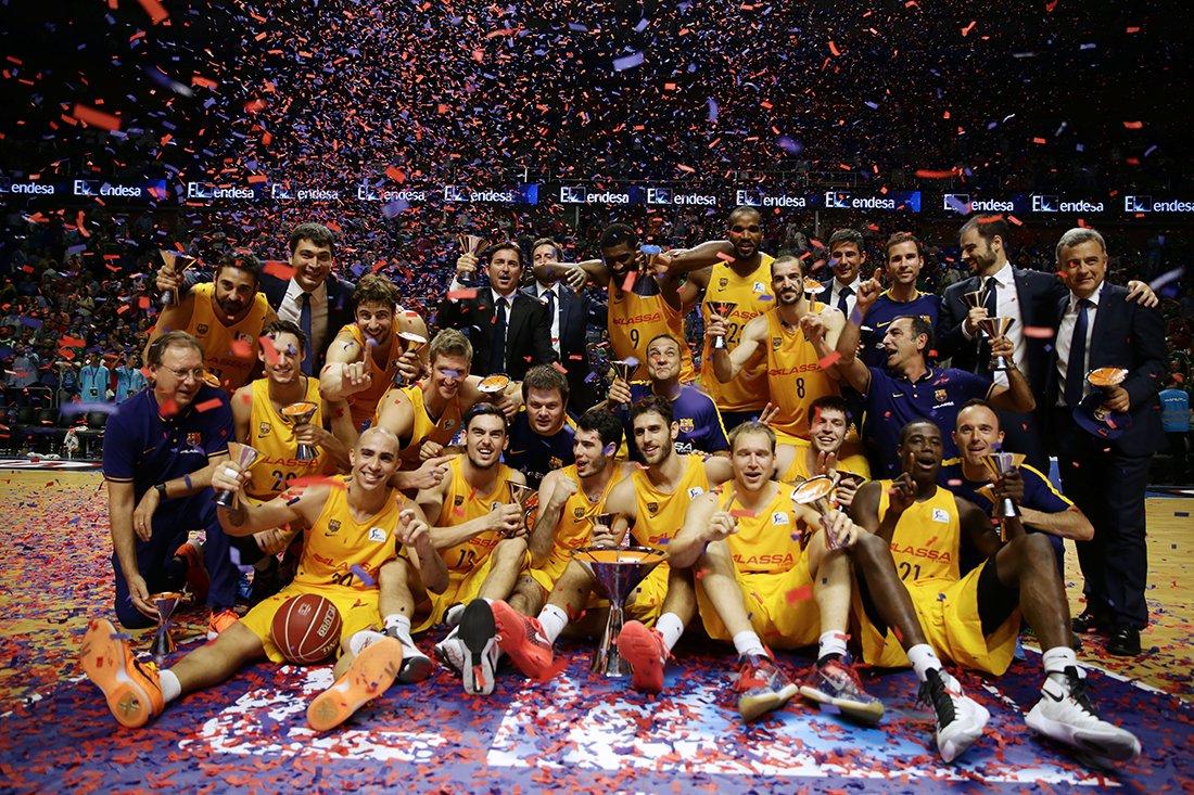 Para el Barcelonal la Supercopa Endesa
