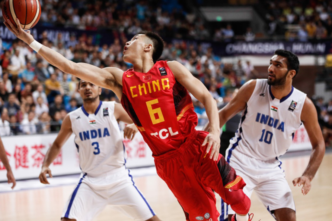 En FIBA Asia quedan cuatro por un boleto a Rio.