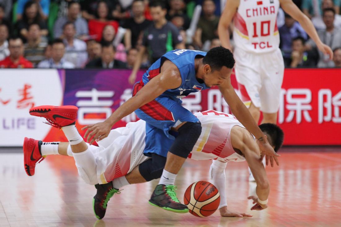 CHINA CAMPEONES, China ya está en Rio 2016