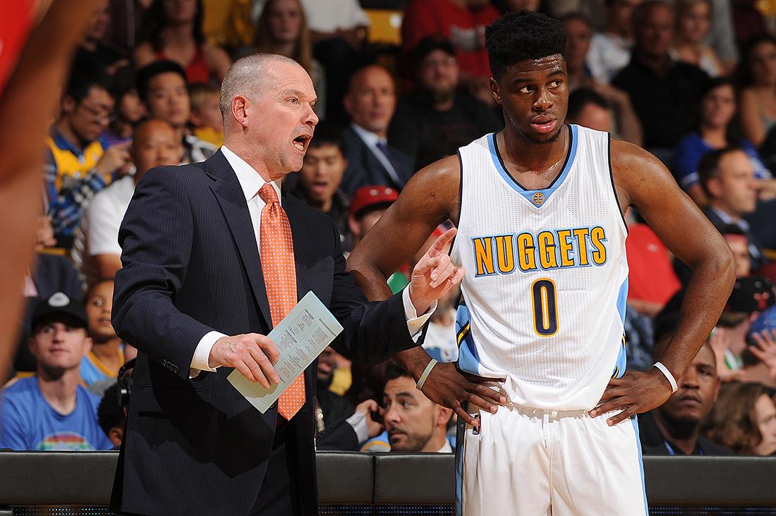 nuevos COACHES en la NBA