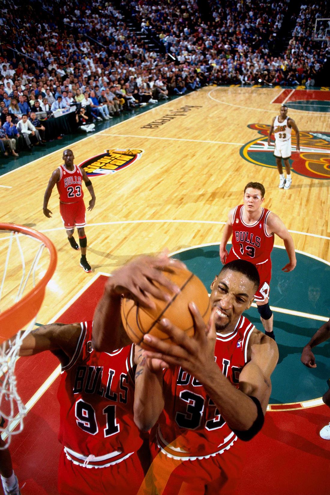 Los Chicago Bulls presumen la mejor racha como local desde el inicio de la temporada