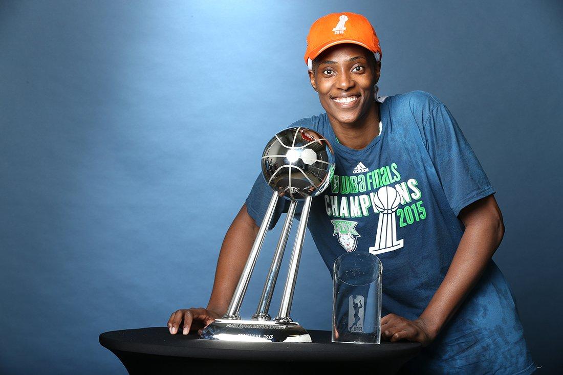 Sylvia Fowles inesperada MVP en las finales de la WNBA 2015