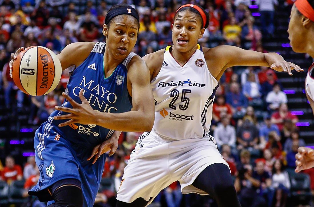 Las Finales de la WNBA al quinto partido