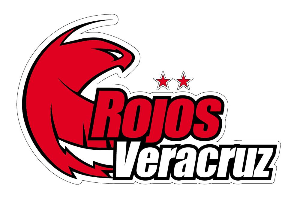 LOGO OFICIAL halcones rojos de veracruz