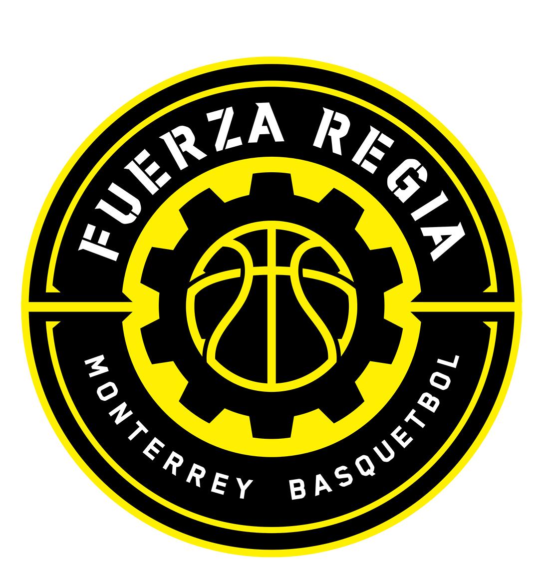 Logo fuerza regia de moterrey basquetbol